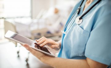 Cyber security for a digital-first health service
